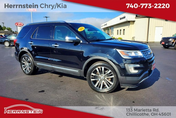 2016 Ford Explorer in Chillicothe, OH