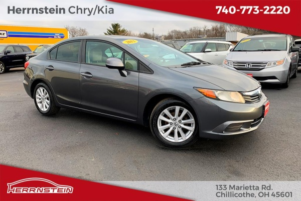2012 Honda Civic in Chillicothe, OH