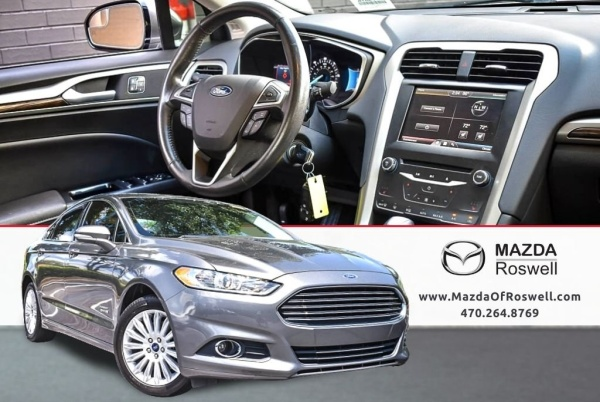 2014 Ford Fusion in Roswell, GA