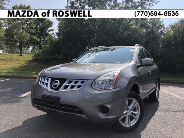 2012 Nissan Rogue AWD 4dr S $8,699 Roswell, GA