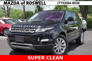 Used Land Rover Range Rover Evoques for Sale | TrueCar
