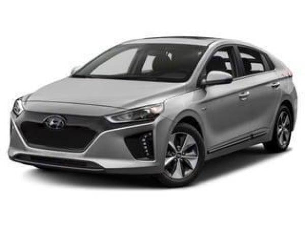 2019 Hyundai Ioniq EV Limited