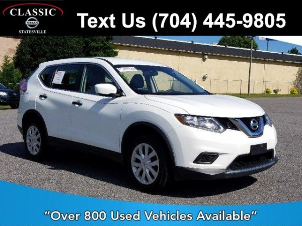 2016 Nissan Rogue in Statesville, NC