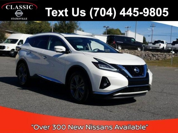 2020 Nissan Murano in Statesville, NC