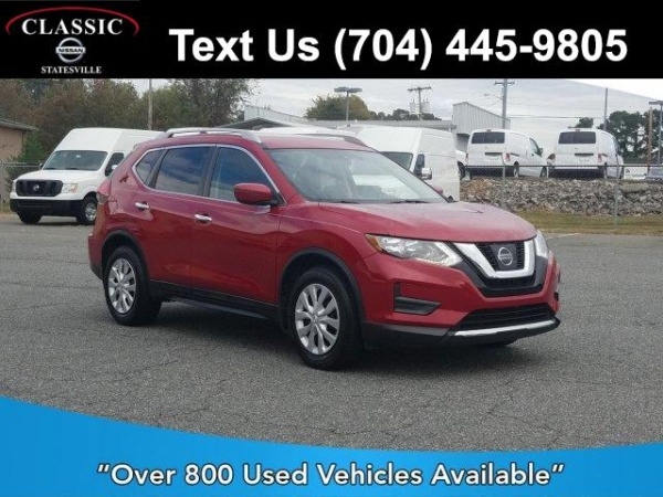 2017 Nissan Rogue in Statesville, NC