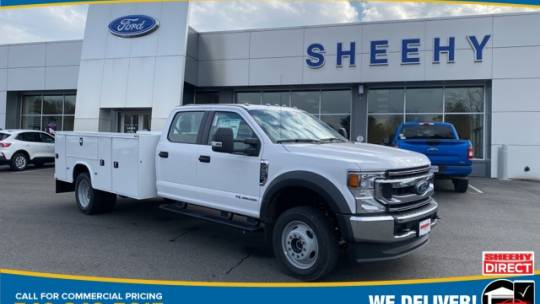 2021 Ford Super Duty F-550 DRW