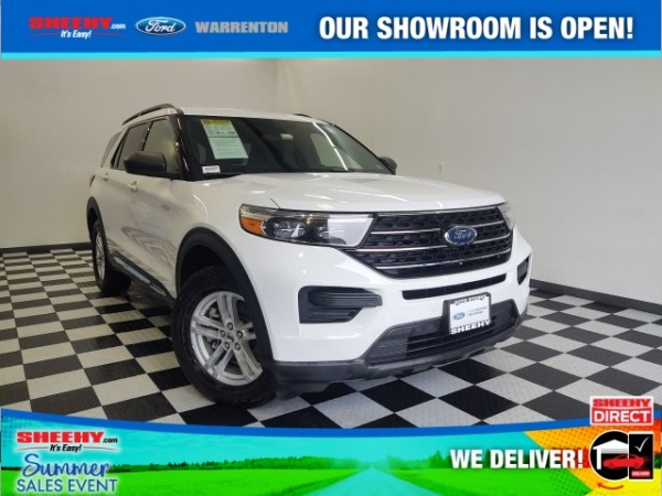 2020 Ford Explorer in Warrenton, VA