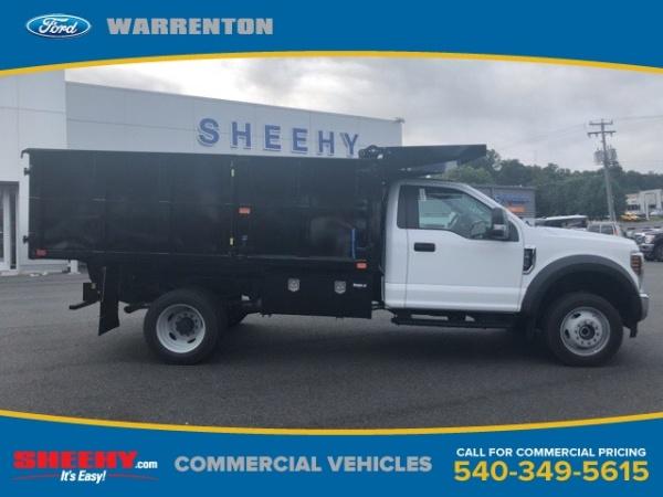2019 Ford Super Duty F-450 Chassis Cab in Warrenton, VA