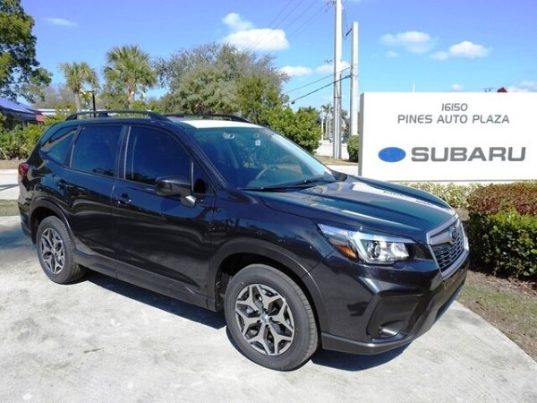 2020 Subaru Forester in Pembroke Pines, FL