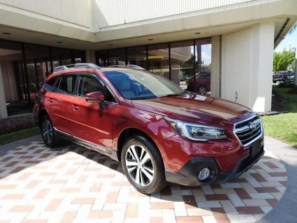 2018 Subaru Outback in Pembroke Pines, FL