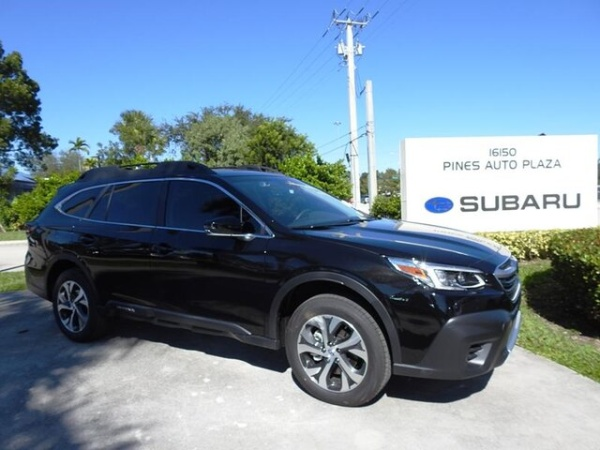 2020 Subaru Outback in Pembroke Pines, FL