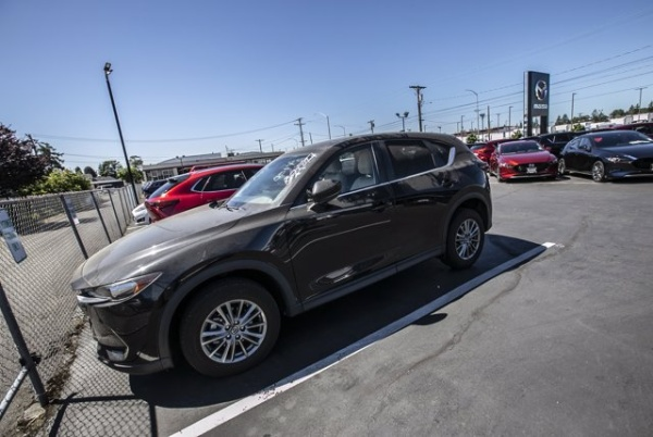 2017 Mazda CX-5 in Tacoma, WA