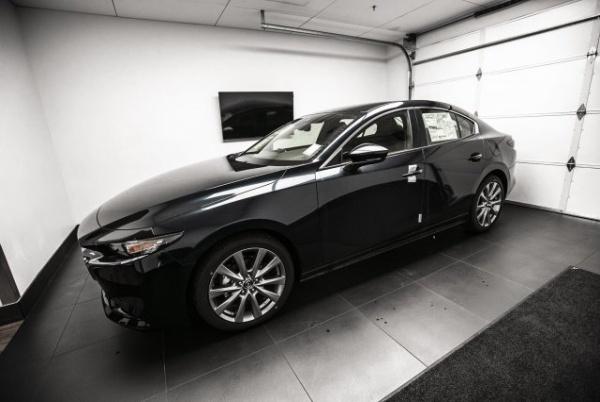 2019 Mazda Mazda3 Select Package