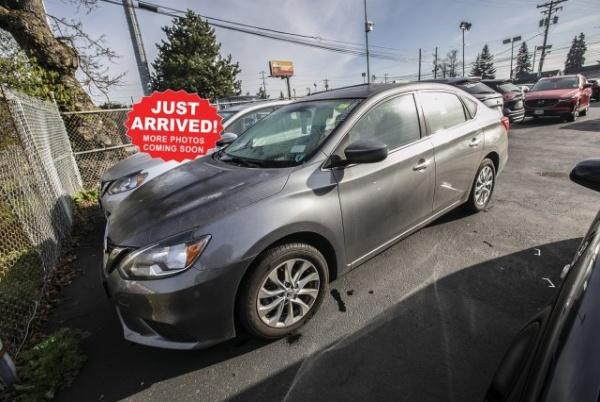 2017 Nissan Sentra in Tacoma, WA