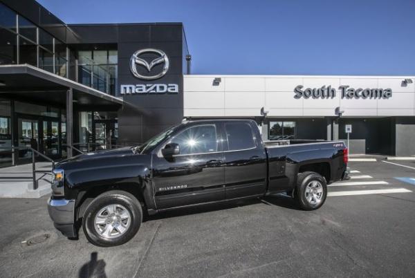 2018 Chevrolet Silverado 1500 in Tacoma, WA