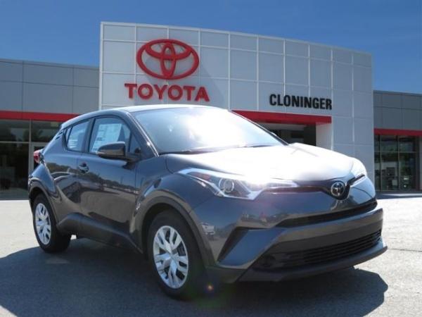2019 Toyota C-HR in Salisbury, NC
