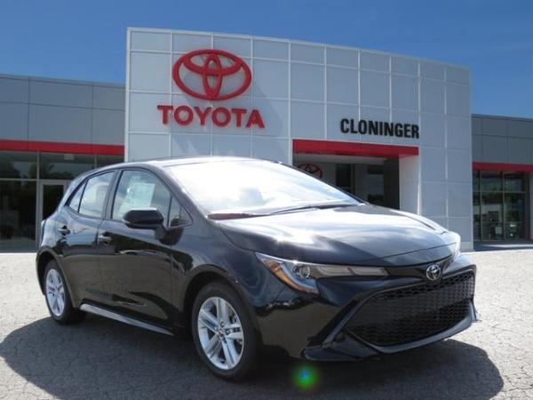 2019 Toyota Corolla Hatchback in Salisbury, NC