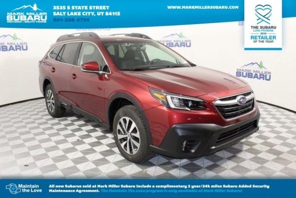 2020 Subaru Outback in Salt Lake City, UT