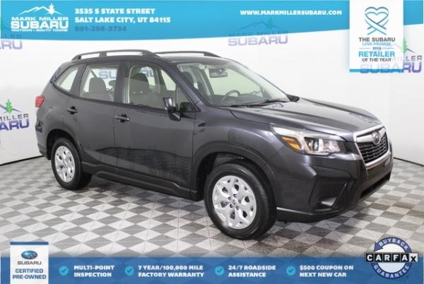 2019 Subaru Forester 2.5i