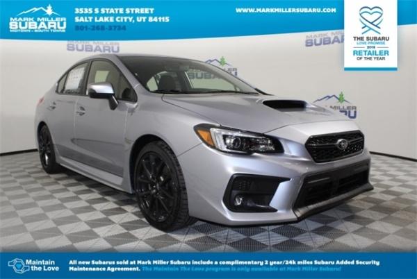 2020 Subaru WRX in Salt Lake City, UT