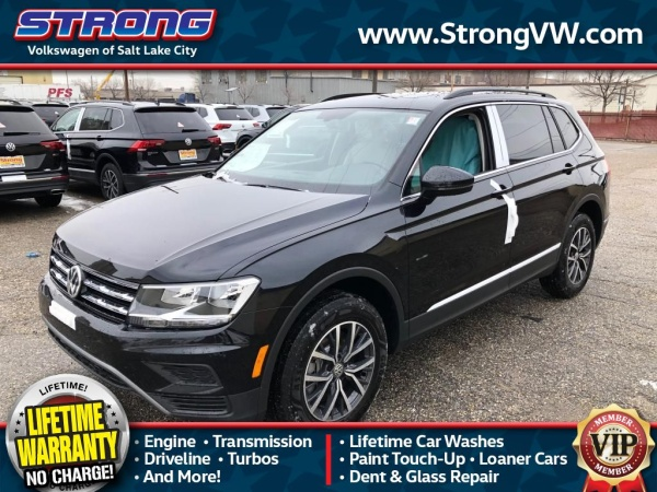2020 Volkswagen Tiguan in Salt Lake City, UT