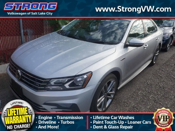 2018 Volkswagen Passat in Salt Lake City, UT
