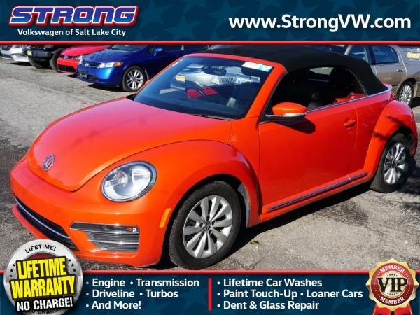 2017 Volkswagen Beetle in Salt Lake City, UT