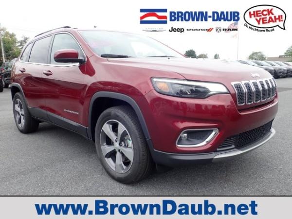 2020 Jeep Cherokee in Easton, PA