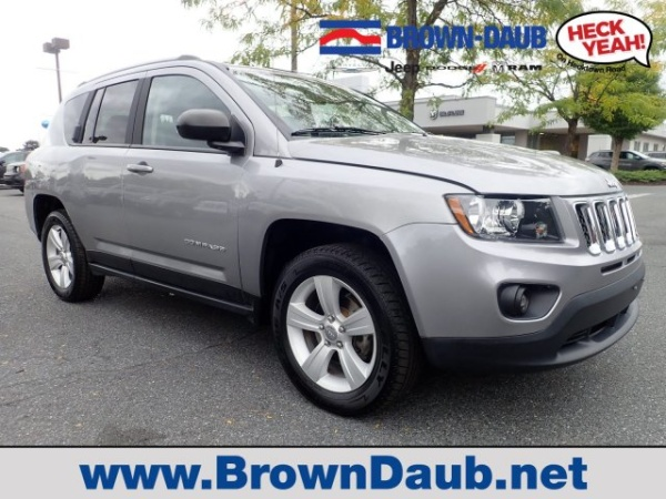 2016 Jeep Compass in Easton, PA