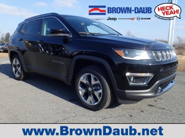 2020 Jeep Compass in Easton, PA
