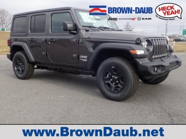 2020 Jeep Wrangler in Easton, PA