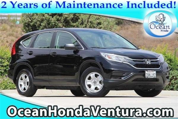 Used honda cr v for sale in santa barbara ca u s news for Honda dealership santa barbara