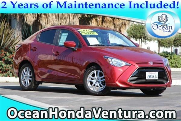 2017 Toyota Yaris iA in Ventura, CA