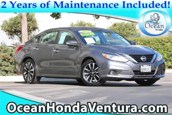 2018 Nissan Altima in Ventura, CA