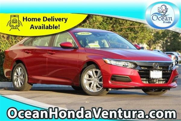 2020 Honda Accord in Ventura, CA