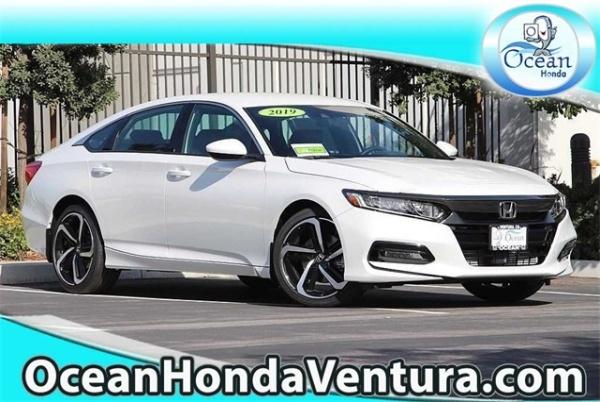 2019 Honda Accord in Ventura, CA