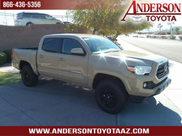 2019 Toyota Tacoma Sr5 Double Cab 5 Bed V6 2wd Automatic For Sale