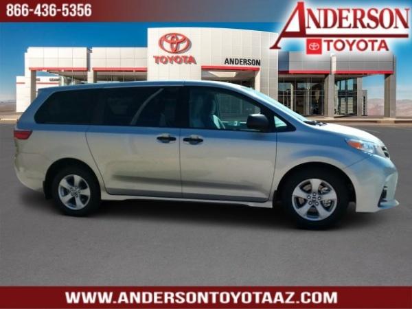 2020 Toyota Sienna in Lake Havasu City, AZ
