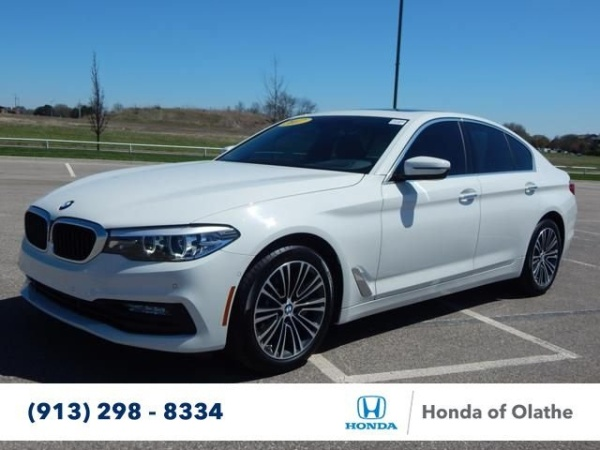 used bmw 5 series for sale in kansas city mo u s news world report. Black Bedroom Furniture Sets. Home Design Ideas