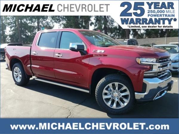 2020 Chevrolet Silverado 1500 in Fresno, CA