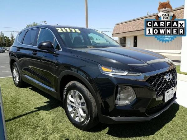 2019 Hyundai Santa Fe in Fresno, CA