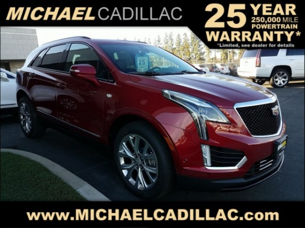 2020 Cadillac XT5 in Fresno, CA