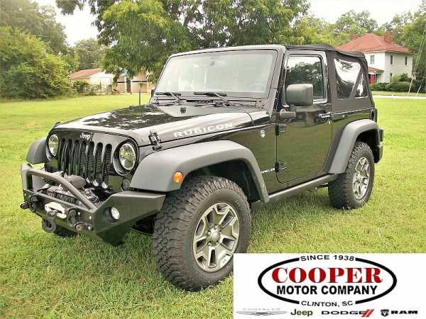 2016 Jeep Wrangler in Clinton, SC