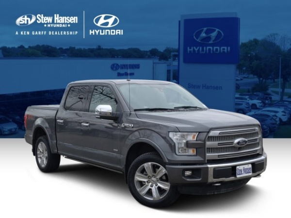 2015 Ford F-150 in Des Moines, IA