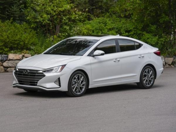 2020 Hyundai Elantra