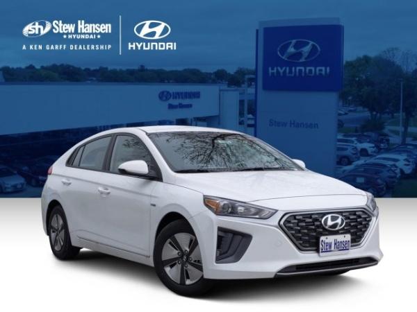 2020 Hyundai Ioniq in Des Moines, IA