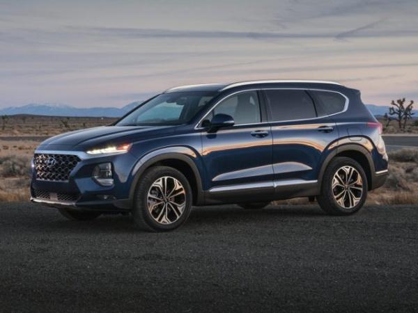 2020 Hyundai Santa Fe in Des Moines, IA