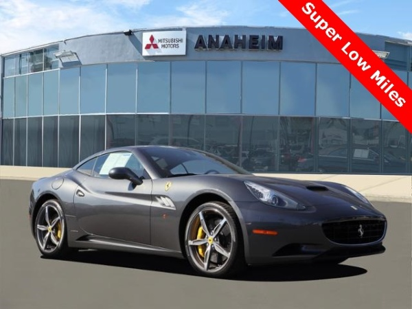 2014 Ferrari California in Anaheim, CA