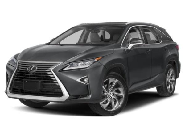 2019 Lexus RX RX 350L Premium