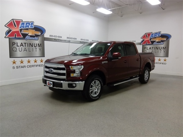 2016 Ford F-150 in Ankeny, IA